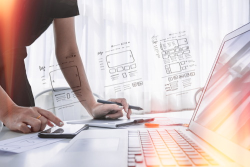 Macrosoft's web development services