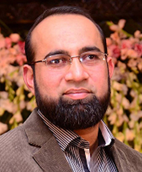 Kashif Riaz, Associate Project Manager