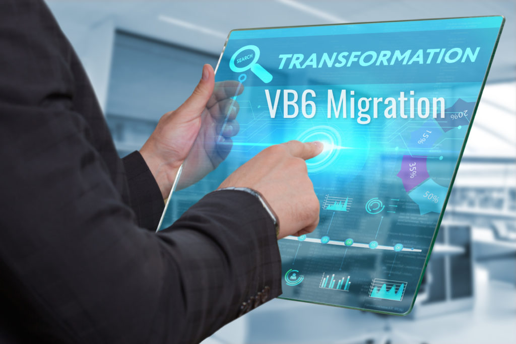 macrosoft VB6 migration services