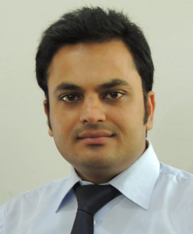 M. Nauman Afzal Project Manager for Macrosoft