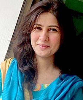 Sana Sheikh, HR Manager