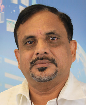 Sreekumar R President & CEO, Macrosoft India
