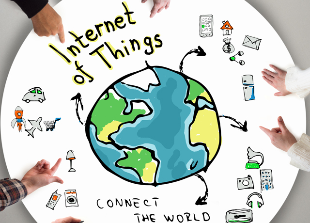 IoT systems integration services