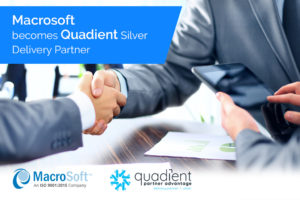 Macrosoft Joins Quadient Partner Advantage Program