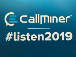 LISTEN 2019: Turning Sound to Data