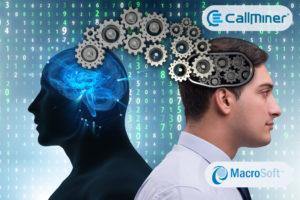 CallMiner Speaker Separation