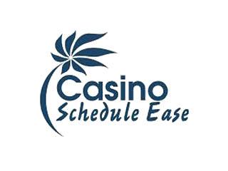 Casino Schedule Ease