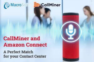 CallMiner AWS Connect