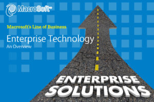 Enterprise Technology Blog